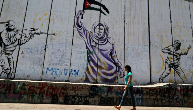 Palestīniešu drošības dienests vairs nedalīsies informācijā ar CIP