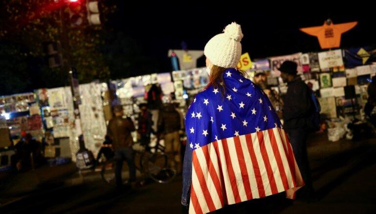 Mediju aplēses: Baidens uzvar arī Nevadā