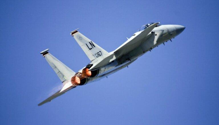 Пентагон направит в страны Балтии шесть дополнительных истребителей