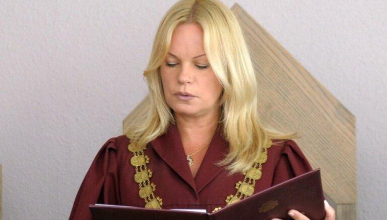 Сейм дал согласие на уголовное преследование судьи Берзини