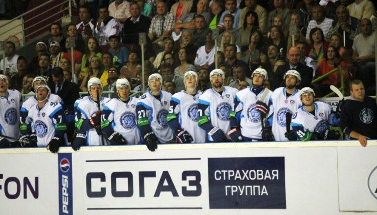 Zināmi KHL Cerības kausa pusfināla dalībnieki