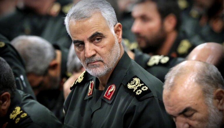 В США не верят заявлениям Тегерана о том, что Сулеймани находился в Багдаде с дипломатической миссией