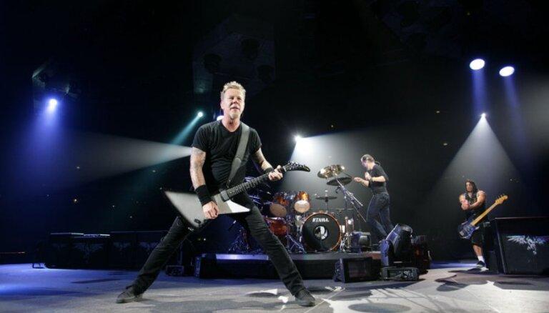 Группе Metallica предстоит уникальное выступление на Grammy