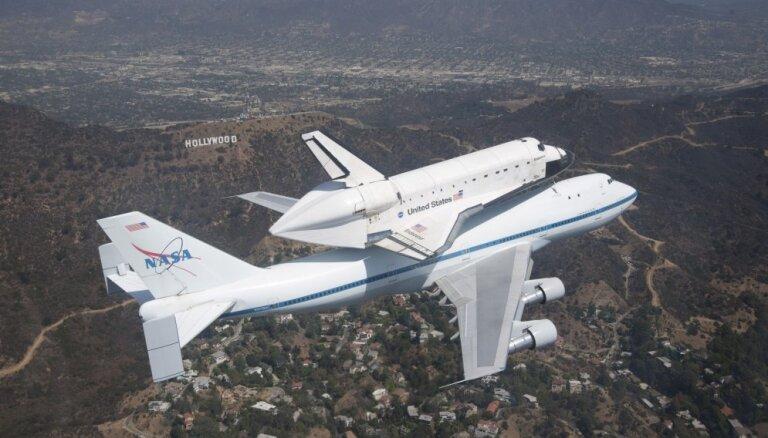 Компания Boeing объявила о начале марсианской гонки