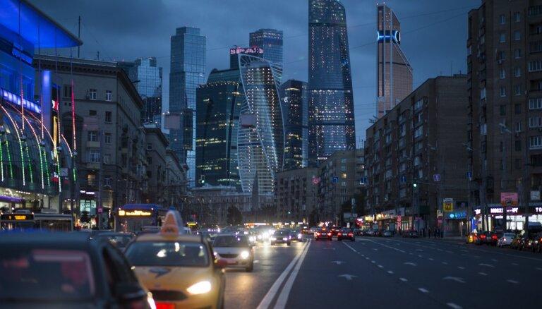 Maskavā reģistrēts rekordliels jaunā koronavīrusa gadījumu skaits
