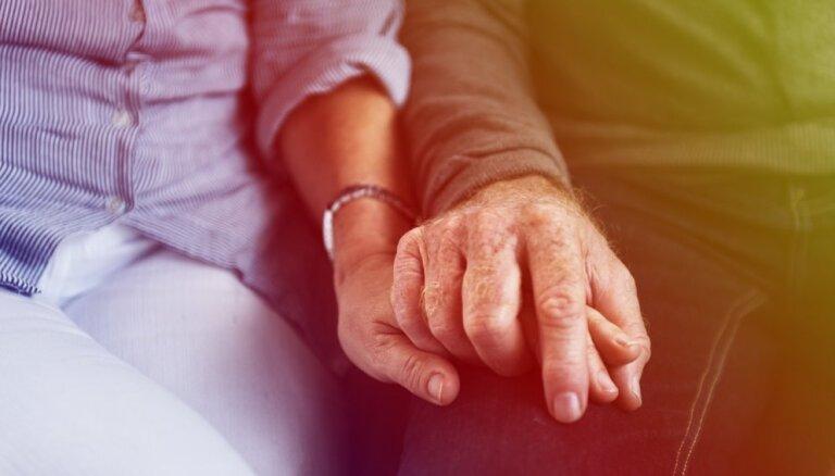 Līdz ar pensijas mantošanas iespēju Ozolnieku novadā aug senioru laulību skaits