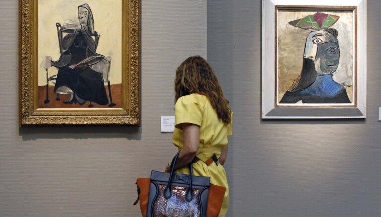 Украденный портрет любовницы Пабло Пикассо найден спустя 20 лет