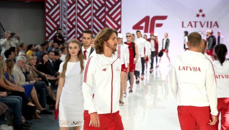Eksperti kritizē olimpiešu tērpus: mūsējos sajauks ar krieviem