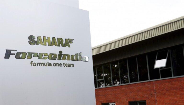 'Force India' un 'Sauber' iesnieguši sūdzību ES antimonopola komisijā par F-1 vadību