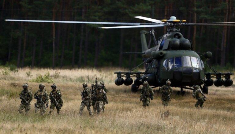 НАТО резко увеличит численность сил быстрого реагирования