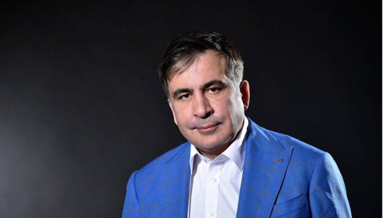 Саакашвили назвал две страны, которым угрожает захват со стороны России