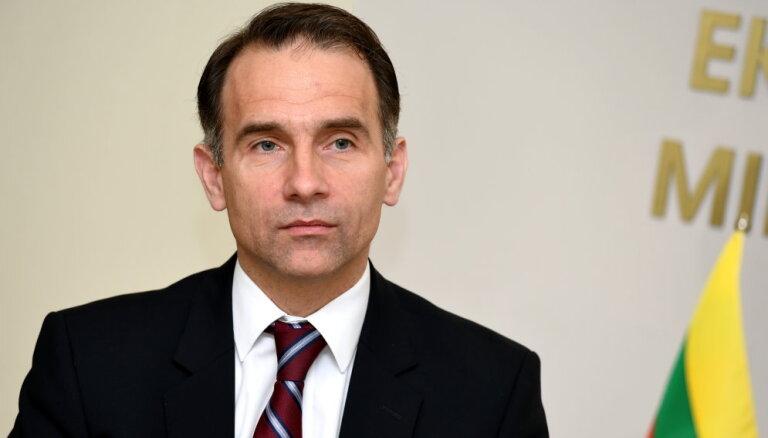 Масюлис: претензии Латвии к Литве - как нож в спину