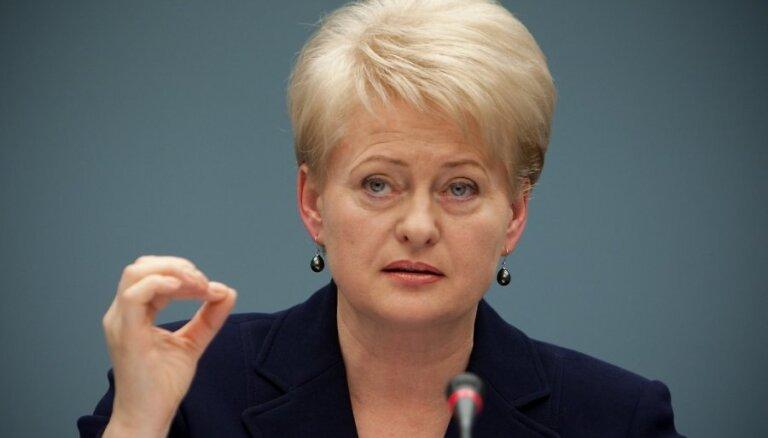 Президент Литвы: внимание Запада к Украине слабеет