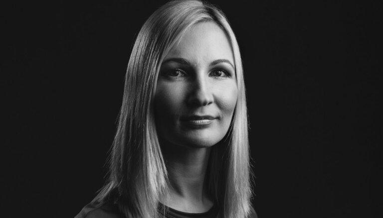Inga Galkina kļuvusi par sabiedrisko attiecību aģentūras 'Repute' vadītāju