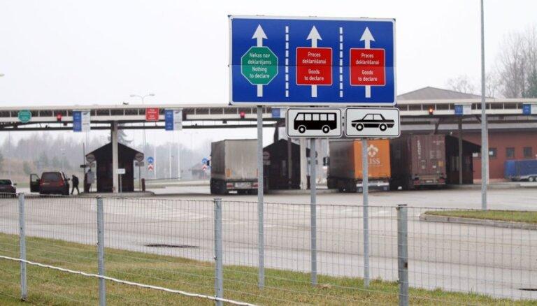 Таможня: на латвийско-российской границе вырастут очереди
