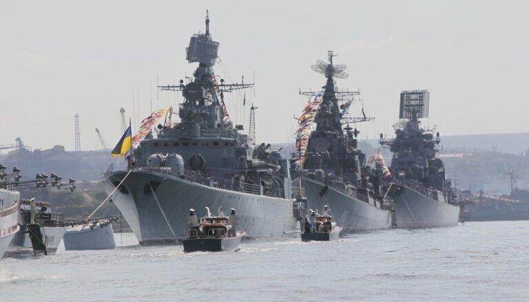 Лавров: Украина не сможет провести учения с НАТО в Азовском море