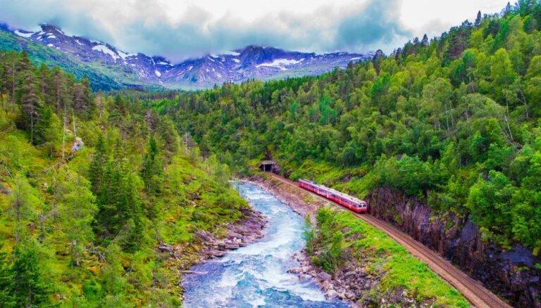 Brauciens kā vesels ceļojums: 10 iespaidīgi nakts vilcienu maršruti, ko būtu vērts izmēģināt