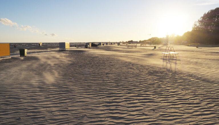На четырех пляжах Эстонии обнаружен холерный вибрион