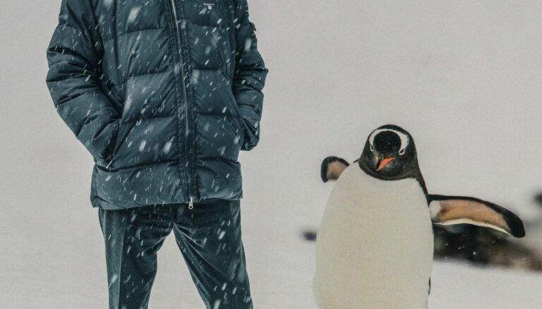 Бывший премьер-министр Эстонии работает гидом в Антарктике