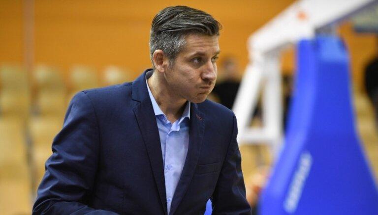 Kristaps Valters: Bolu piesaistīšana 'Vytautas' komandai noteikti ir PR kampaņa