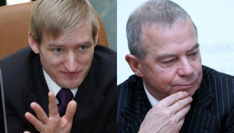 Sprūdžs turpinās tiesāties ar Lembergu strīdā par Ventspils mēra goda un cieņas aizskaršanu