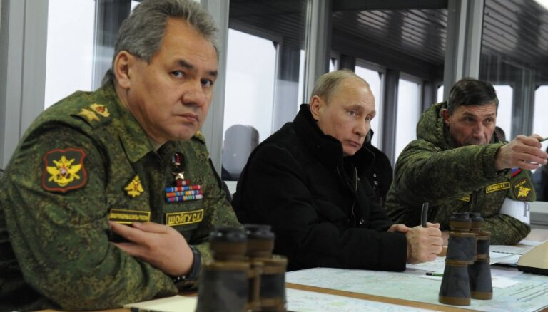 Путин поручил ввести гуманитарную паузу в Восточной Гуте
