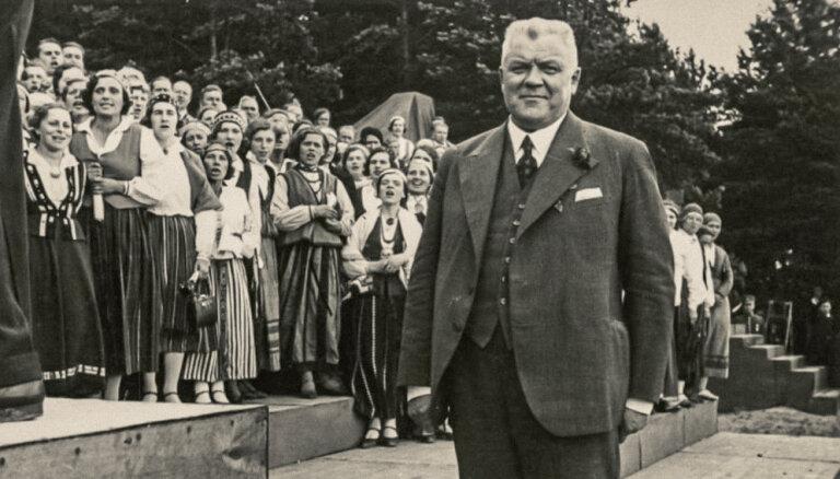 Белые пятна: сведения о последних годах жизни Карлиса Улманиса из архивов КГБ