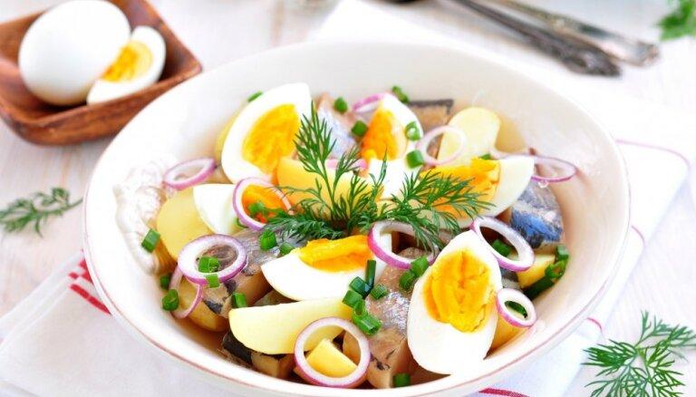 Готовим из яиц, оставшихся после Пасхи