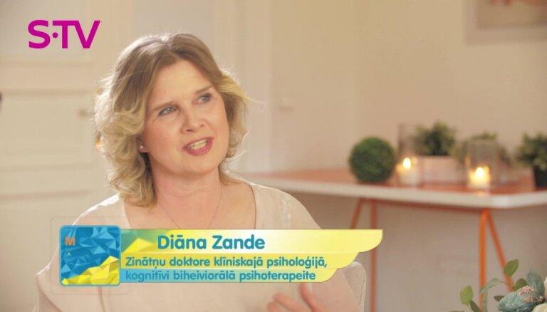 Diāna Zande par krīzi un to, kādi mēs būsim pēc tās