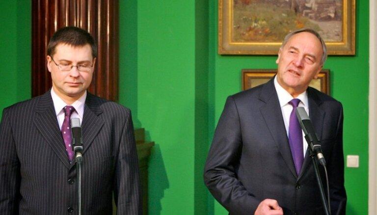 Dombrovskis, Bērziņš, Ušakovs… Cik kurš domā, plāno, sola?
