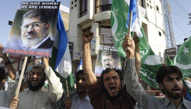 Ēģiptes tiesa aizliedz visas 'Musulmaņu brālības' aktivitātes