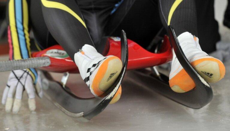 Latvijas kamaniņu sporta komandu diskvalificē pasaules čempionāta stafetē
