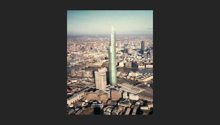 В Лондоне могут построить высочайшую башню в Европе