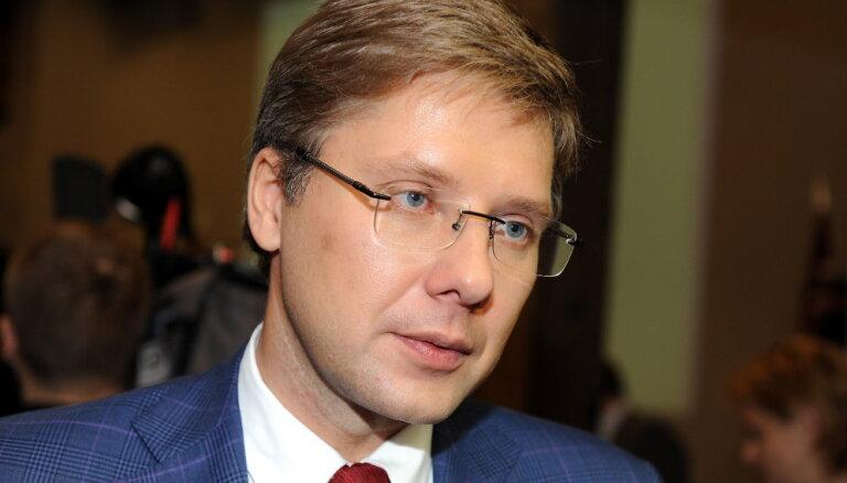 """Мэр Риги в интервью """"Дождю"""": от войны санкций мы пострадали больше всех"""