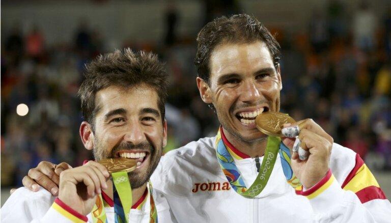 Испанский теннисист Надаль стал двукратным олимпийским чемпионом