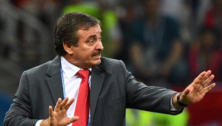 Еще две сборные лишились тренеров после выступления на ЧМ по футболу