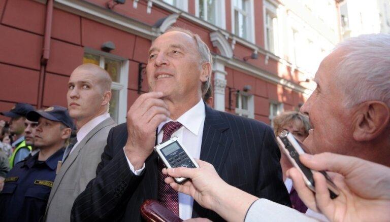 Берзиньш: выборы в Риге показали, что нужна консолидация