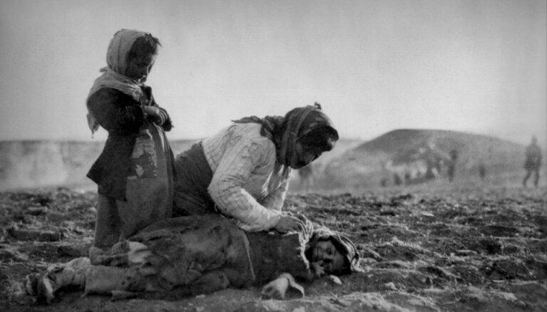 ASV Kongress atzīst armēņu genocīdu
