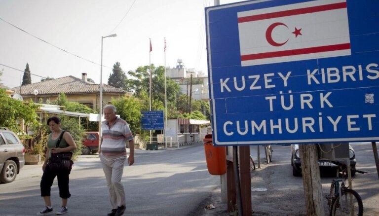 Ženēvā atsākas sarunas par Kipras atkalapvienošanos