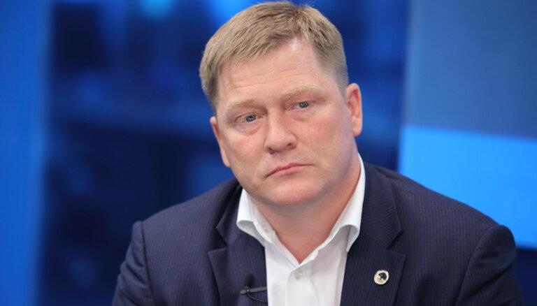 Finanšu un administrācijas lietu komitejas priekšsēdētāja vietnieki būs Mičerevskis un Ozols