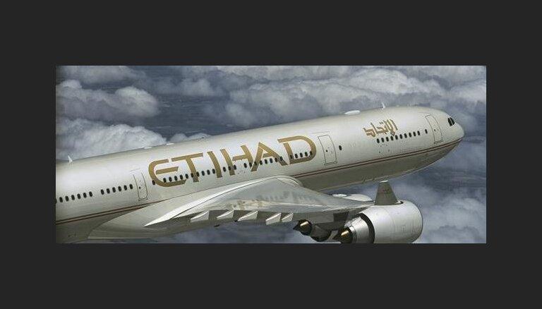 Гаусс: с Etihad Airways не идут переговоры об инвестициях в airBaltic