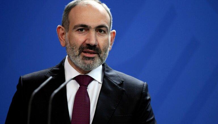 Армения попросила Россию о помощи на фоне конфликта вокруг Карабаха