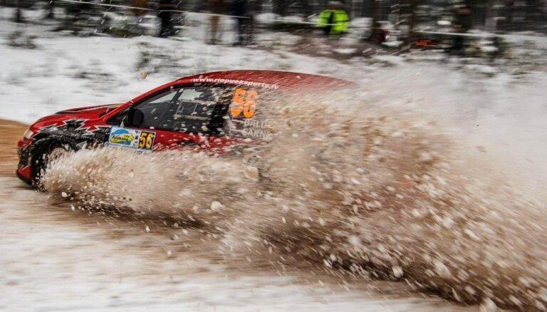Nākamā gada Igaunijas čempionātā iekļauj abus ziemas rallijus Latvijā