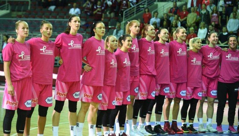 Стартует чемпионат Европы по баскетболу, Латвия начинает с Россией