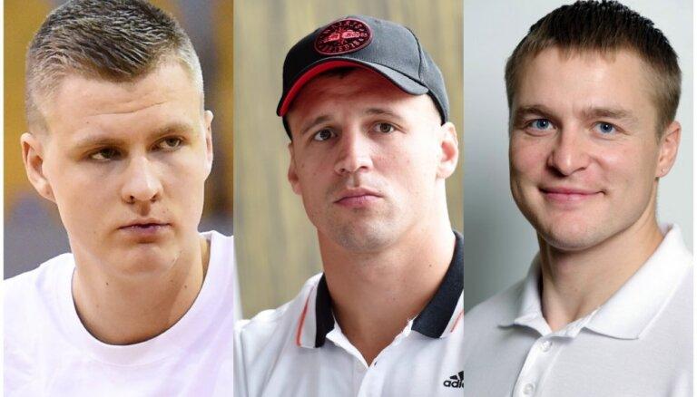 Porziņģis, Briedis un Rumjancevs turpina cīņu par 2016. gada Latvijas populārākā sportista balvu