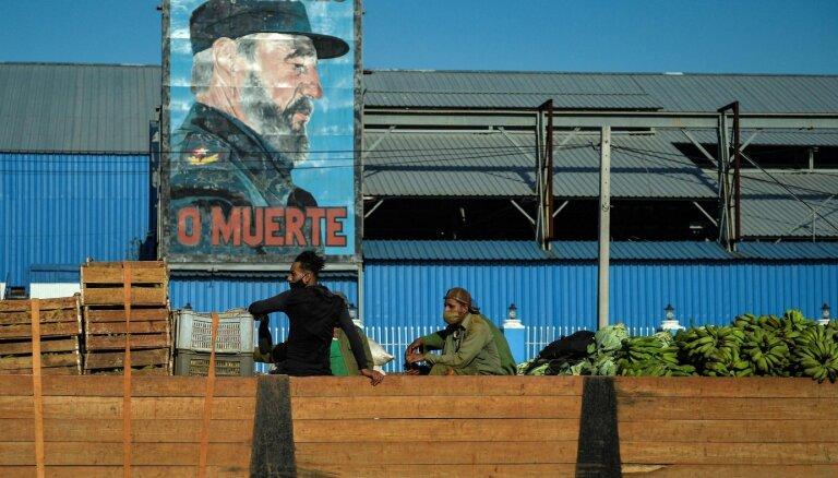 Kastro ēras beigas: kāda nākotne sagaida Kubu