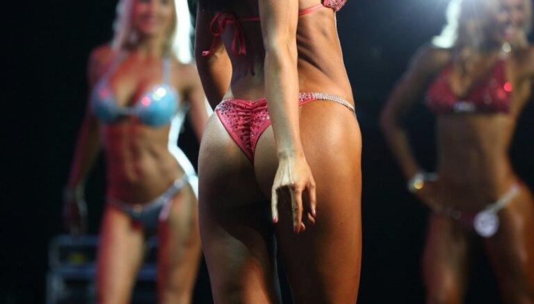 Poiša: Fitnesa modeles nejūtas pārliecinātas kā sievietes