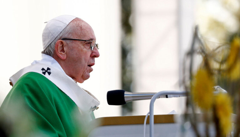 ФОТО. Франциск призвал заботиться о социально уязвимых, не поддаваться честолюбию