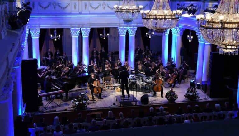 Grupa 'Dagamba' ar Čaikovskim veltītu programmu uzsākusi turneju Krievijā