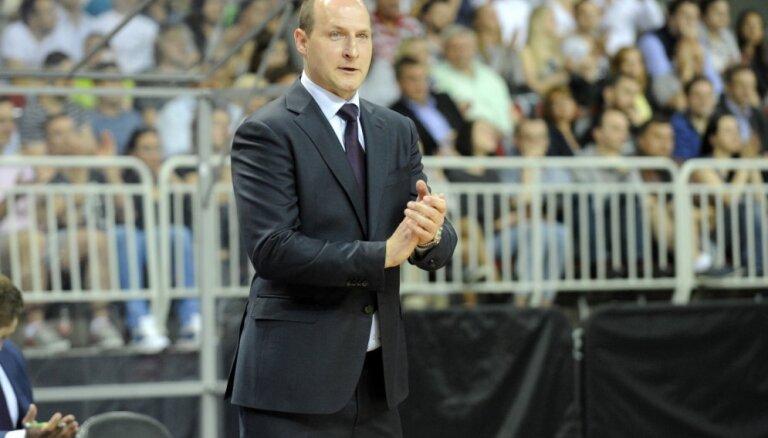 Video: 'Ventspils' un 'Ogres' spraigo cīņu komentē galvenie treneri